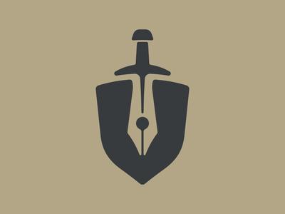 Publishing Blazon 📌 Logo for Sale