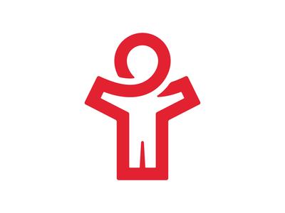 Human 📌 Logo for Sale