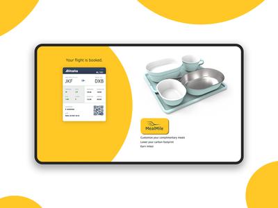 Mealmile UI Design
