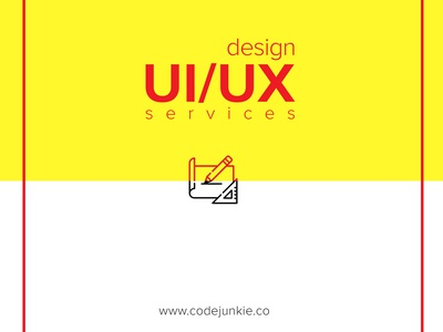 Ui Service Poster for CodeJunkie