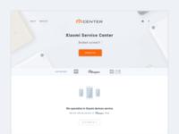 MiCenter.pl landing page