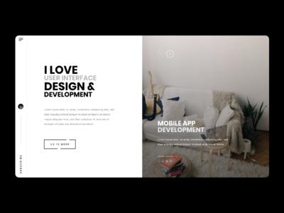 UI Design Speed Art