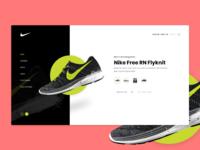 Web UI Design Speed Art #012