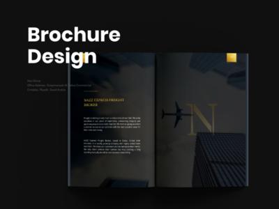 Naz Group | Brochure Design