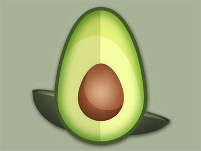 Avocado Icon Rebound/Update yum mobile ios icon avocado app android iphone