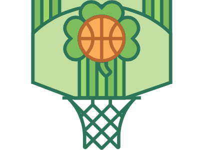 March Madness Event WIP sprots sports clover lucky hoop basketball shamrock in progress march madness vector