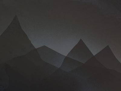 Dark Mountains old work background mntns wallpaper textured texture photoshop dark mountains