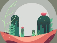 Bubblegum Terrarium 2 WIP