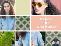 Oh hey, chambray!
