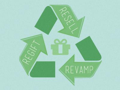 Regift  resell  revamp