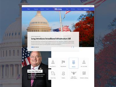 Senator's Portal Home