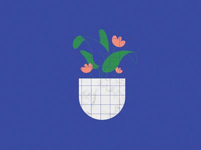 Imaginary Plants plants ilustración drawing exploration design illustration