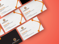 Meaning at work | Business Card