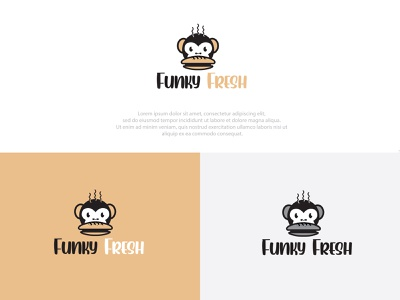 Funky Fresh illustration vector colors modern design