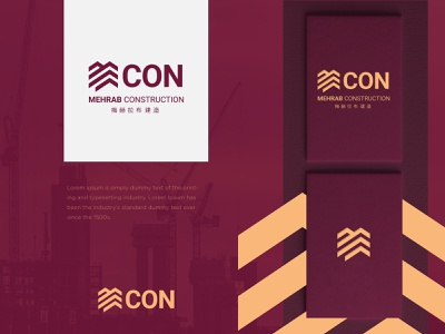 Mcon logotype logo design mark identity minimal vector branding illustration logodesign typography logo colors modern design