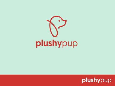 Plushypup - logo