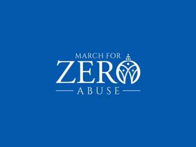 March For Zero Abuse - Logo Design