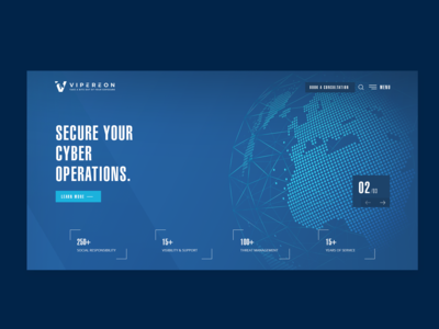 Vipereon Website