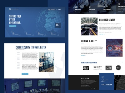 Vipereon Website   Full Design interactive black blue layout homepage tech bestdesign minimal web security interface template website technology typography ux ui colors design