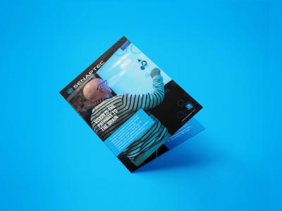 Senaptech Brochure Design