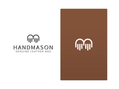 HandMason — Logo Design
