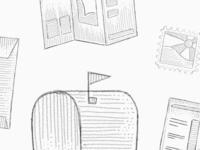 Directmail Sketch