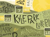 Burnet Summer Concert Series