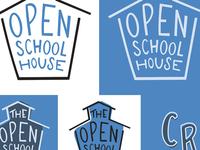 Brand Board —The Open Schoolhouse