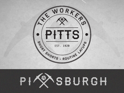 Pitts dribbble
