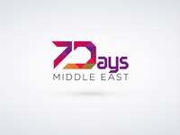 Logo for 7Days middle east