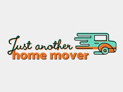 Just another home mover logo