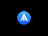 Spark macOS Catalina Replacement Icon