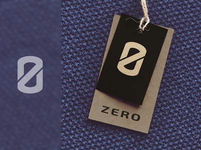 Zero logo brand zero 0