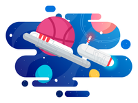Launching our Dribbble Ship