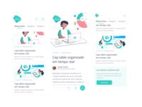 Ocaflow | Blog Design
