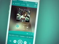 Interactive Music Player