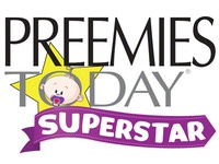 Preemies Today | Preemie Superstar Logo Design Concept