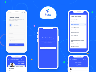 Fluke - Lend & Borrow Application