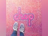 Chop tiled
