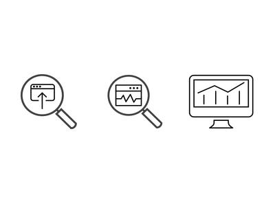 Internet Marketing icons icon line icon seo internet marketing