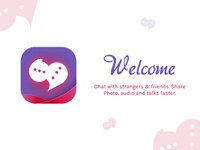 Dating App Icon design