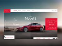 Tesla Web UI