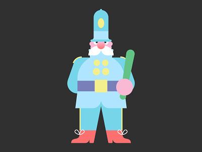 Ello, ello, ello. vintage vector retro procreate policeman illustration copper cop character