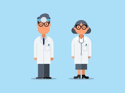 1950s Doctors