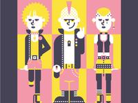 70s Punks