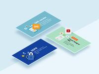 Visual Designer, GDPR, SMS Sender