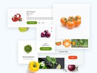 UI Food Set