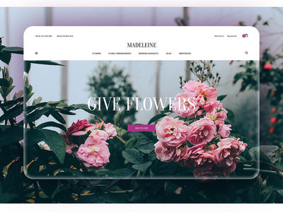Madeleine — eCommerce PSD Template extension module theme template iconset themeforest ux ui envato ecommerse opencart
