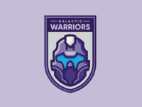 Galactic Warriors logo