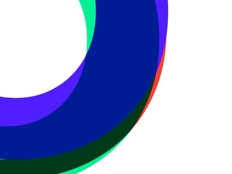Focus mode typogaphy design branding startup dutchdesign vibrant colors identitydesign